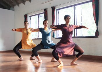 Dance as Yoga Class